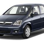 Opel Meriva Van 2003 2010 1 6 87 Ps Erfahrungen