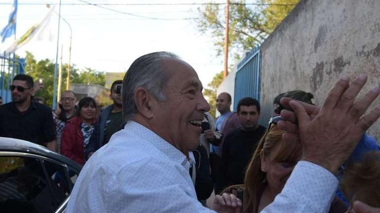 Adolfo Rodríguez Saá amplía la ventaja sobre Poggi y se proclama ganador