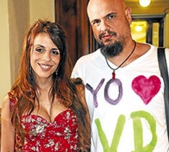 Escrachan al marido de Victoria Donda por escritos incestuosos y de abuso infantil