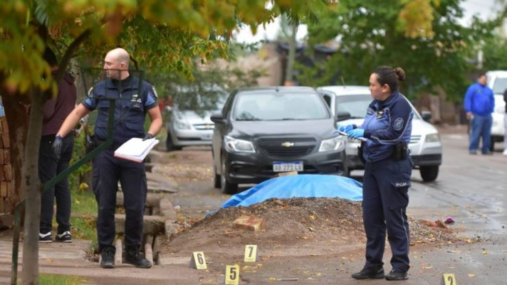 De cuatro disparos asesinaron a un mecánico en Luján