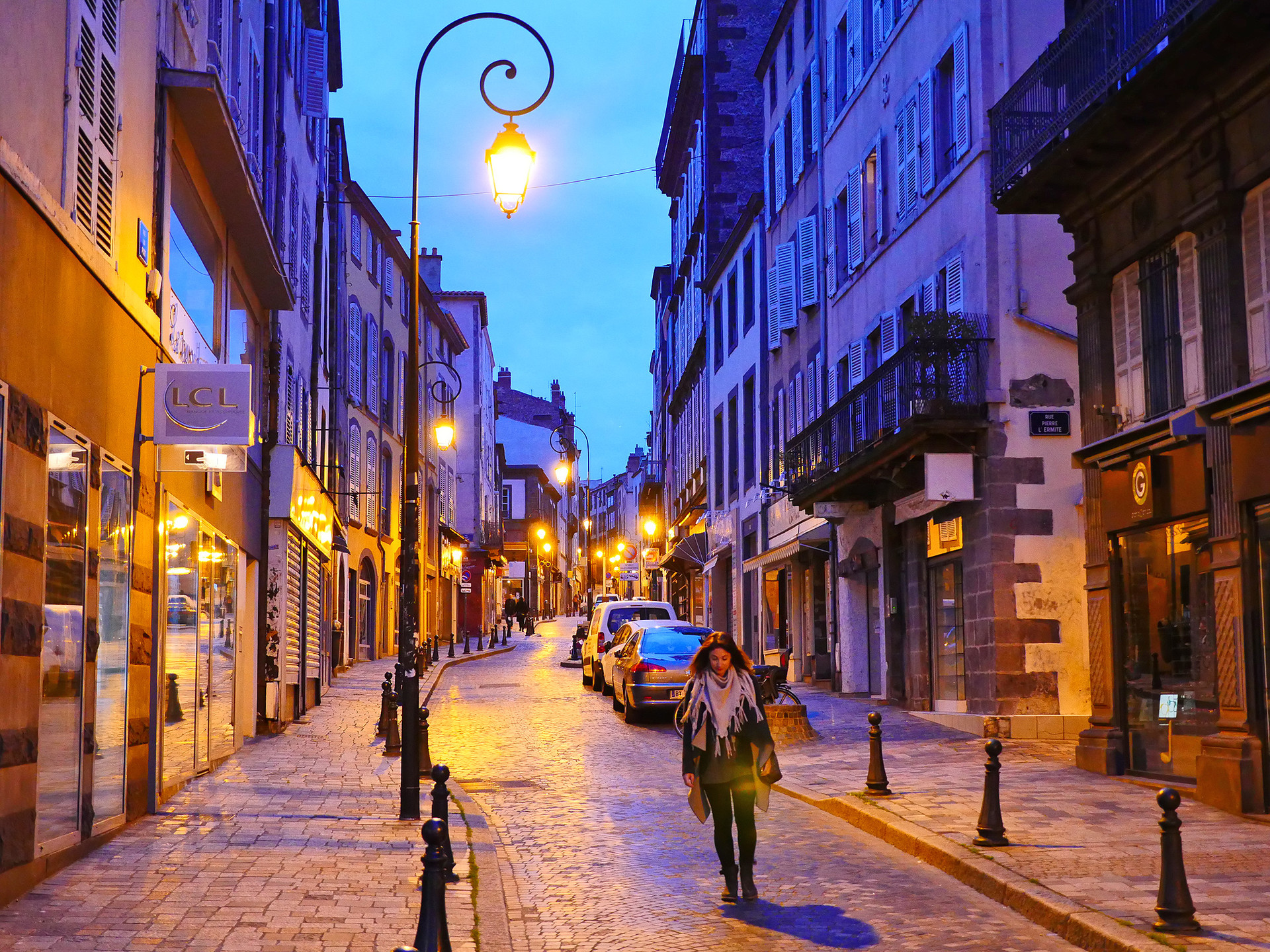 experience in clermont ferrand france