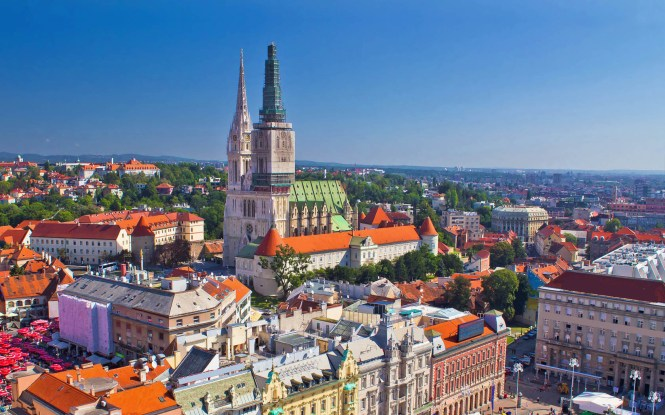 Resultado de imagem para Zagreb, Croácia
