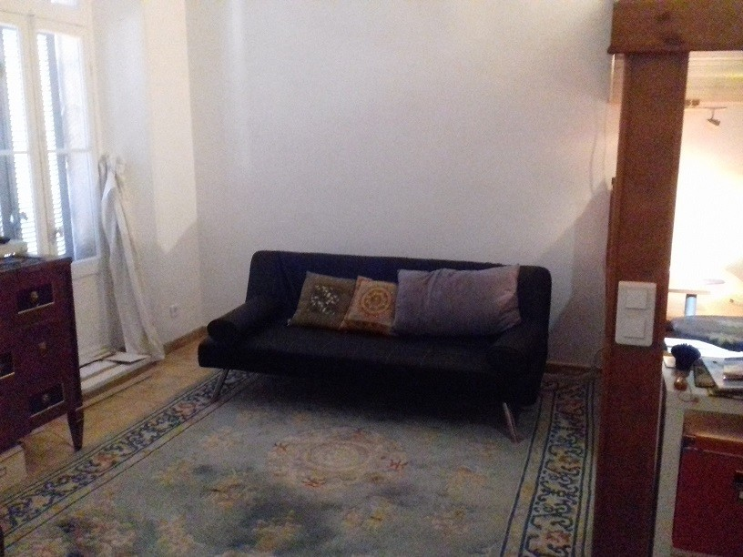 cannes studio furnished cuisine douche min3 month max 4 month for serious