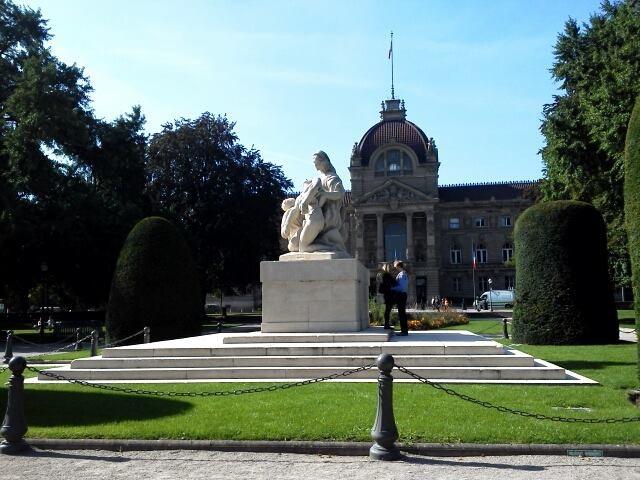Place de la République | Qué ver en Estrasburgo
