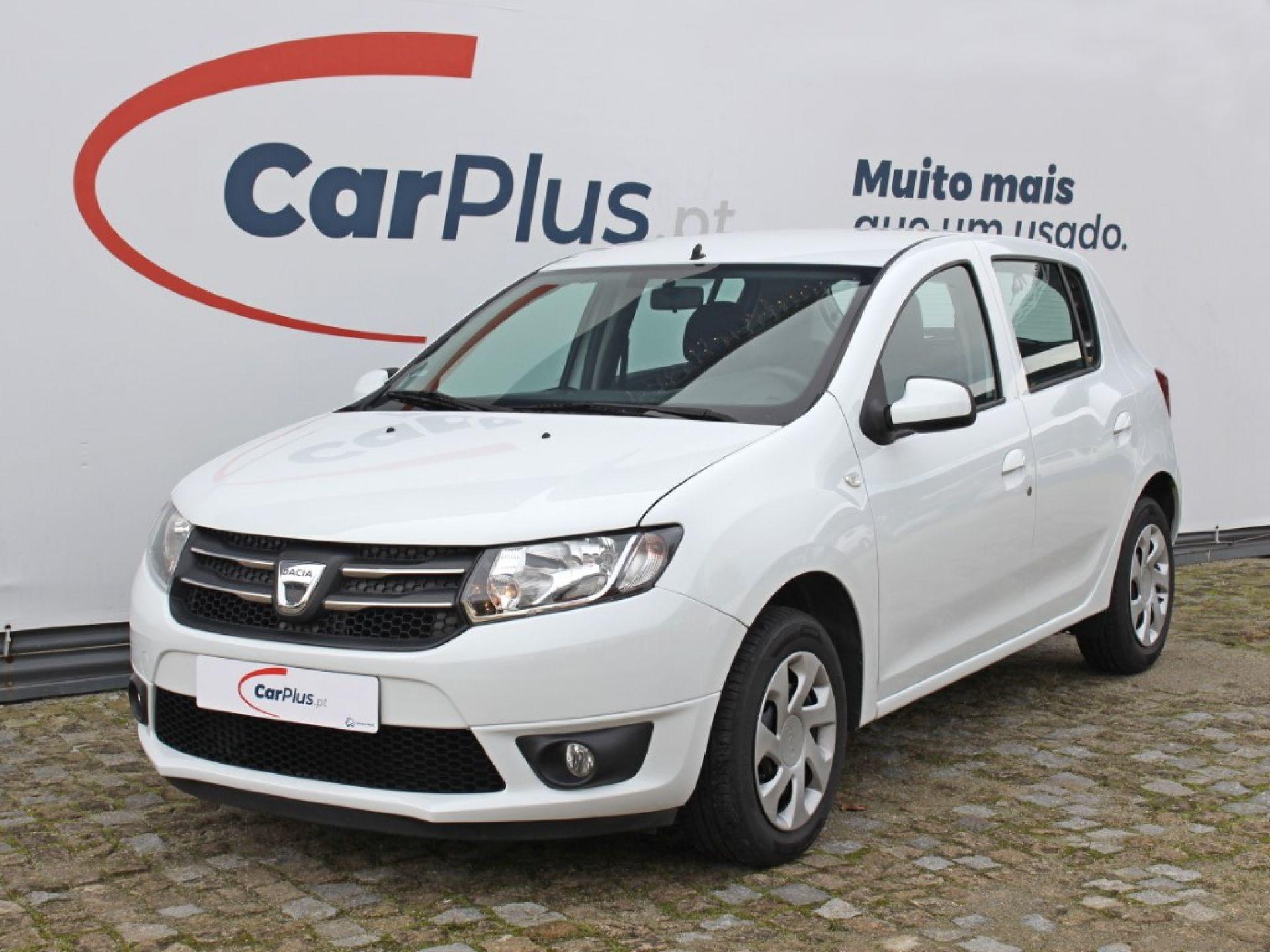 Dacia Sandero Branco Segunda Mao 5283