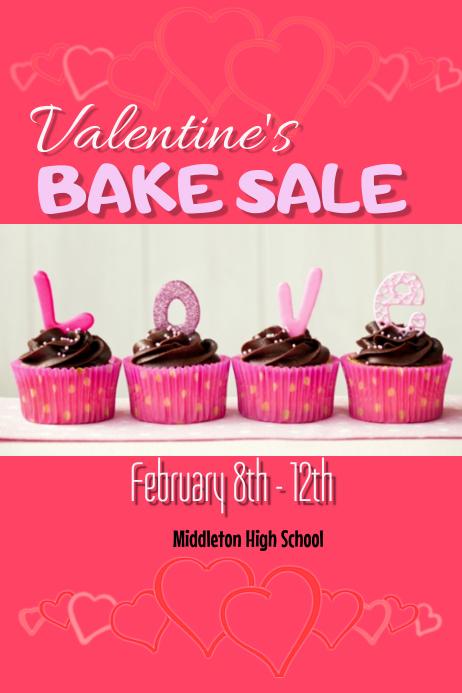 Creative Bake Sale Easy