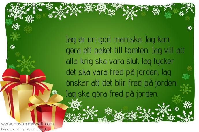 Jul Dikt HG PosterMyWall