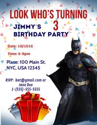 25 870 batman birthday party