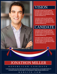 election flyer template yerat