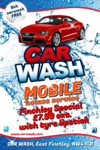 car wash fundraiser flyer template free free download