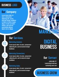 1 820 Digital Marketing Customizable Design Templates
