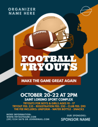 sports poster templates