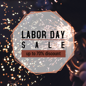 Event Flyer Templates   PosterMyWall Labor day sale flyer