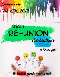 270 Reunion Customizable Design Templates Postermywall