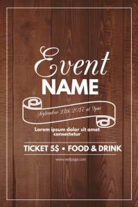 Event Flyer Templates Free Downloads Postermywall