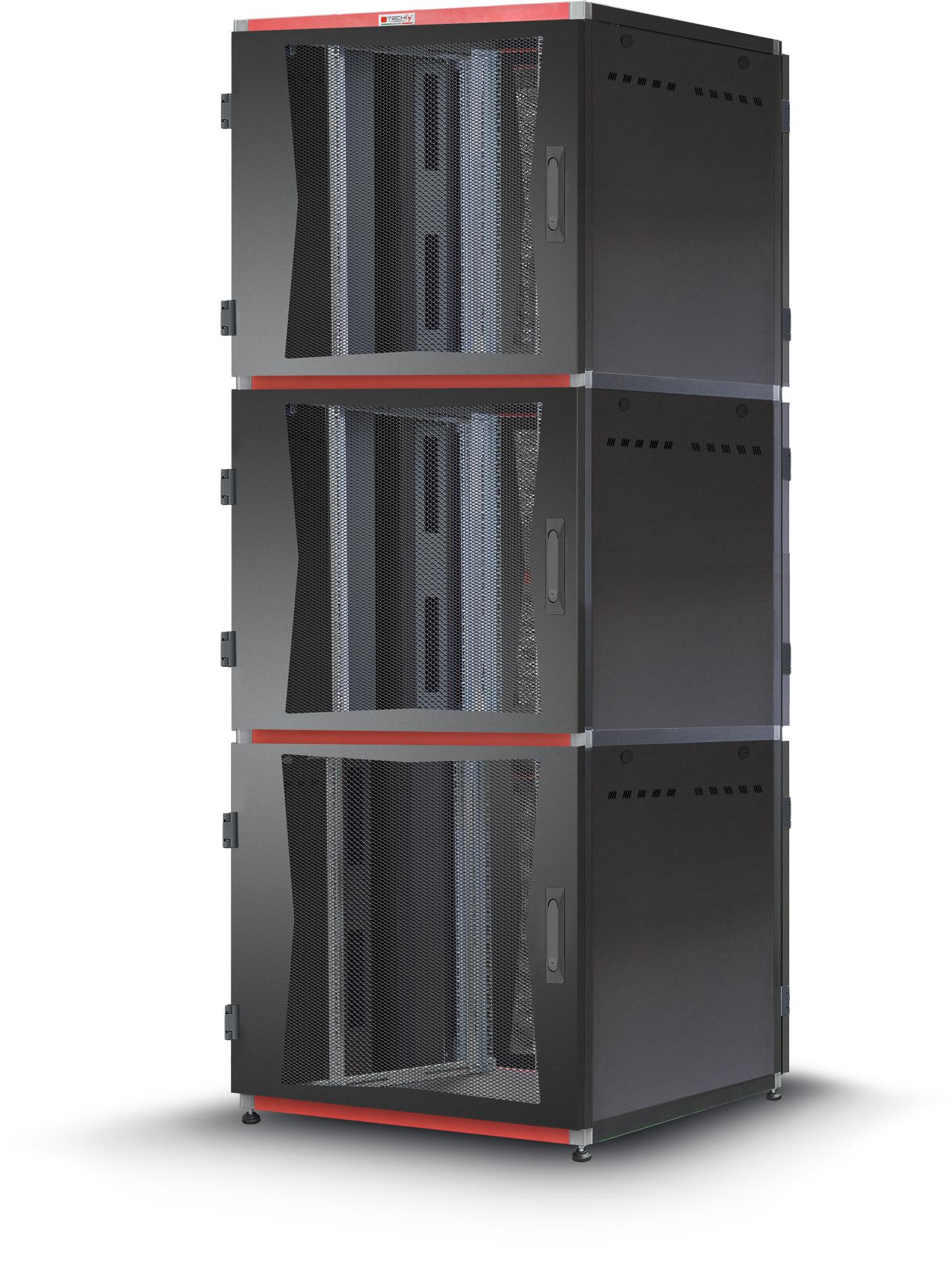 server rack 19 black 800x1000 3x13