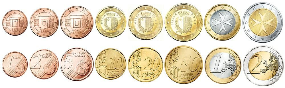 What is the currency used in Malta and foreign currency exchange