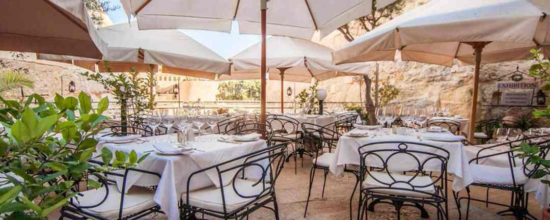 Top 50 Best Malta Restaurants and Eating Out Guide