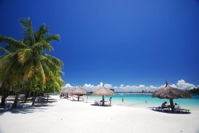 アジアの激アツなリゾートはセブ島のビーチ