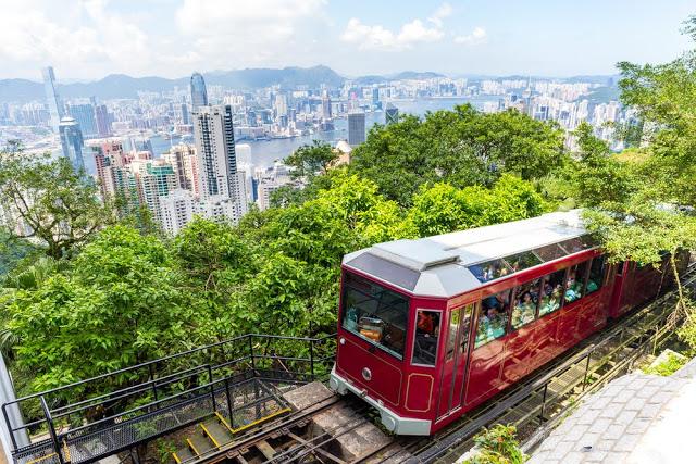 【香港】ピークトラムの乗り方を徹底解説! - おすすめ旅行を ...