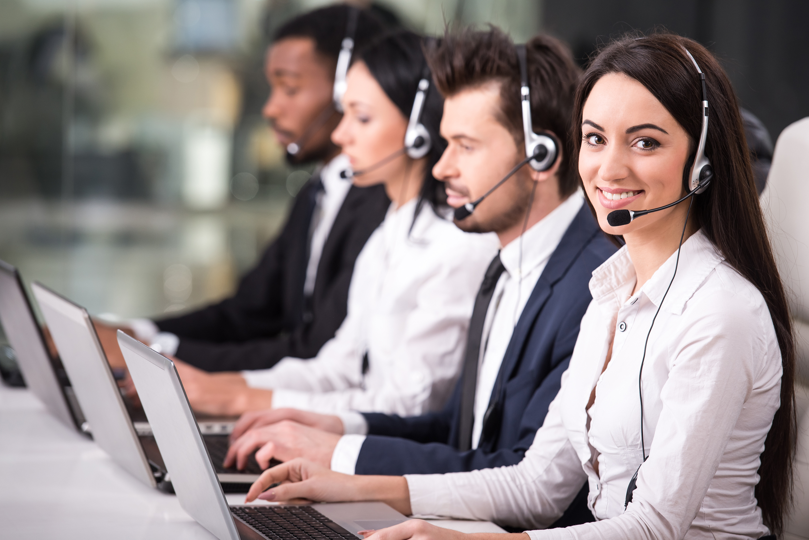 How Professional Call Center Services Can Help Your