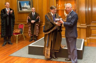 Liveryman Ceremony with HRH