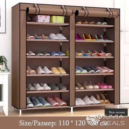 range chaussures demontables 2 colonnes