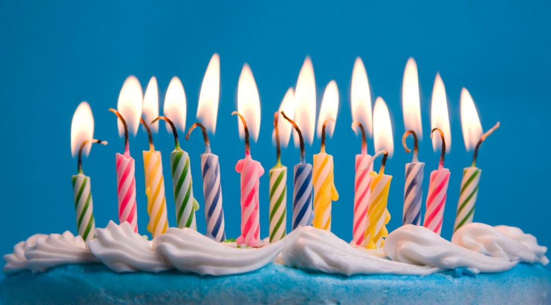 Is Covid 19 Causing Us To Rethink Blowing Out Candles On A Birthday Cake