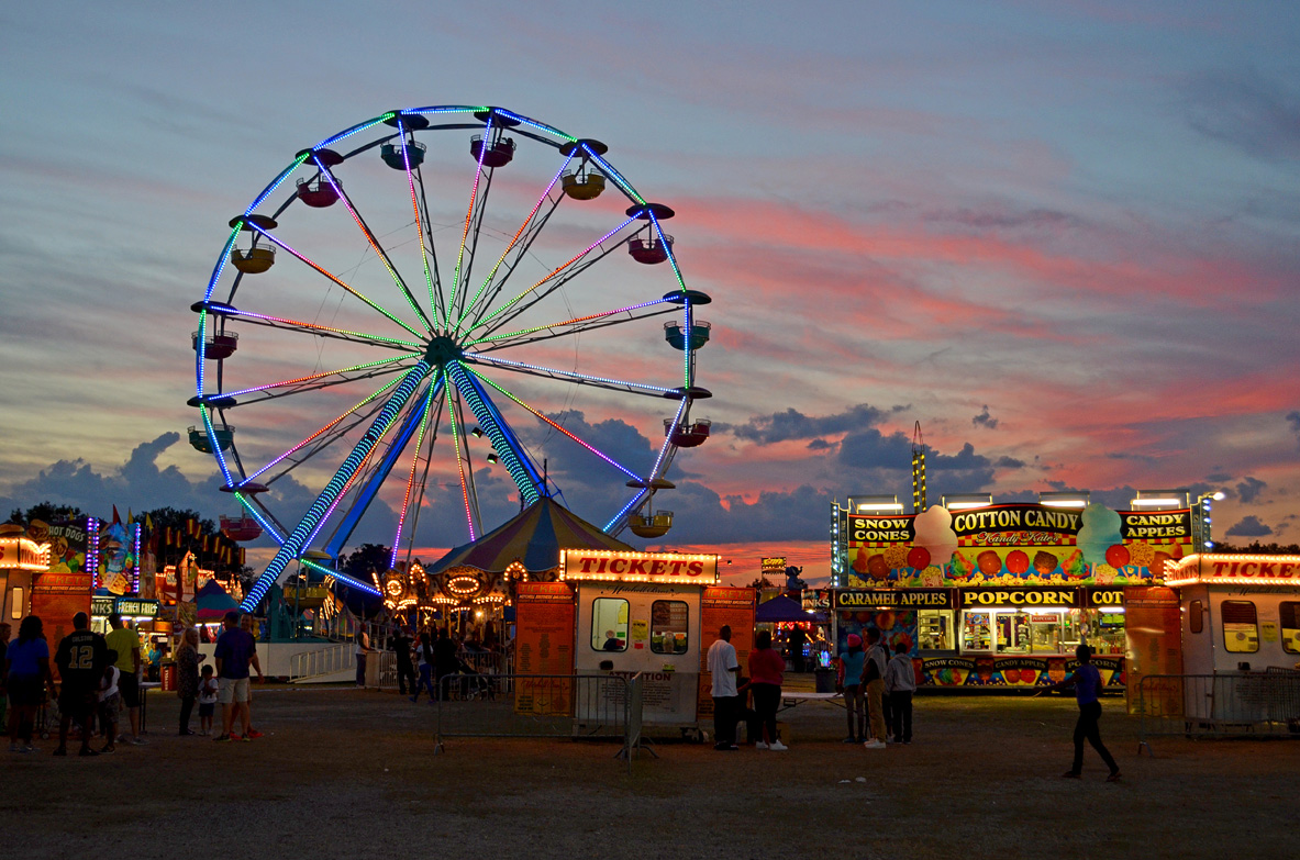 A Fair To Remember Fun And Philanthropy At The State Fair