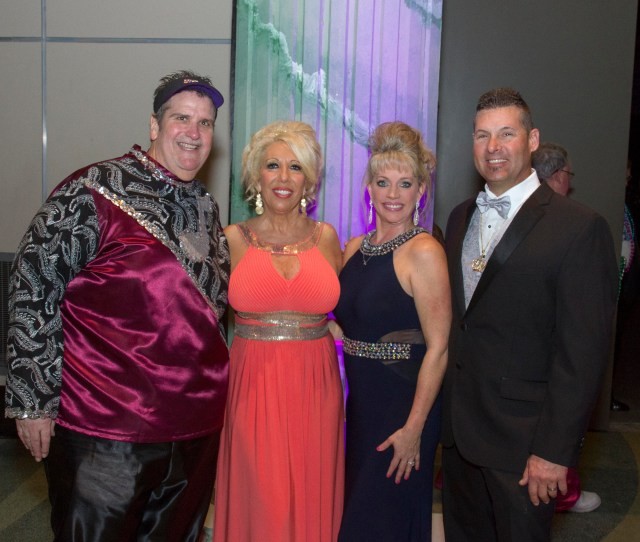 The Krewe Of Orion Held Its Mardi Gras Ball Jan  At The River Center