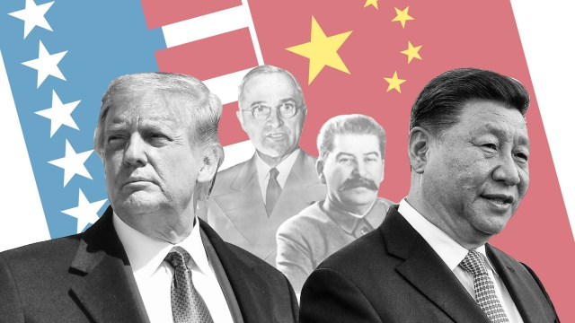 A new cold war: Trump, Xi and the escalating US-China confrontation |  Financial Times