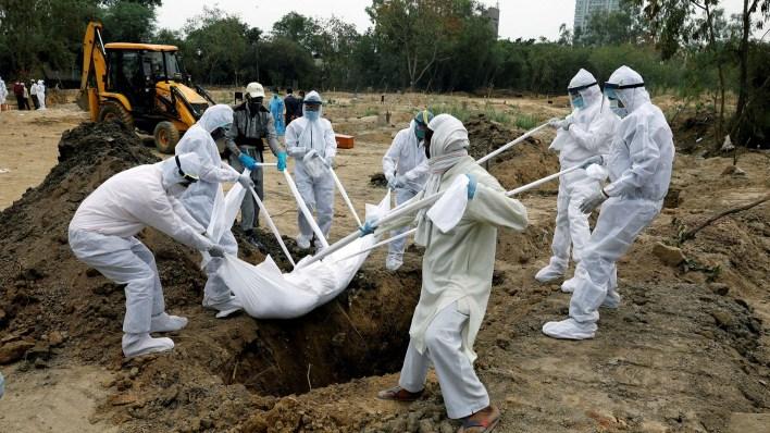 delhi accused of under-reporting coronavirus deaths   financial times