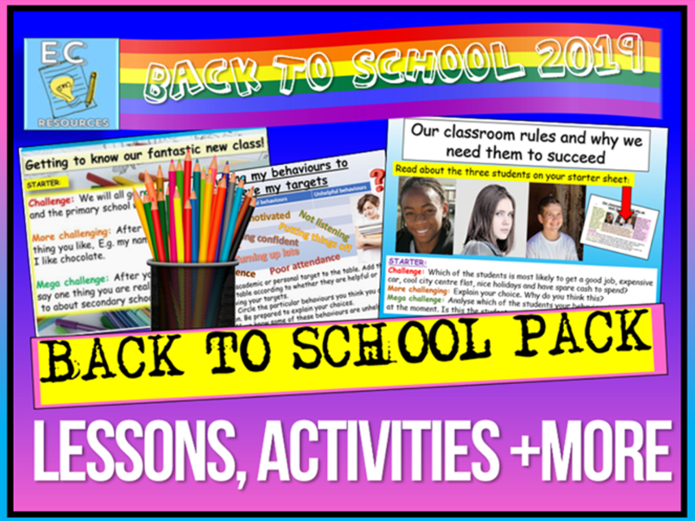 Primary Social Skills Resources