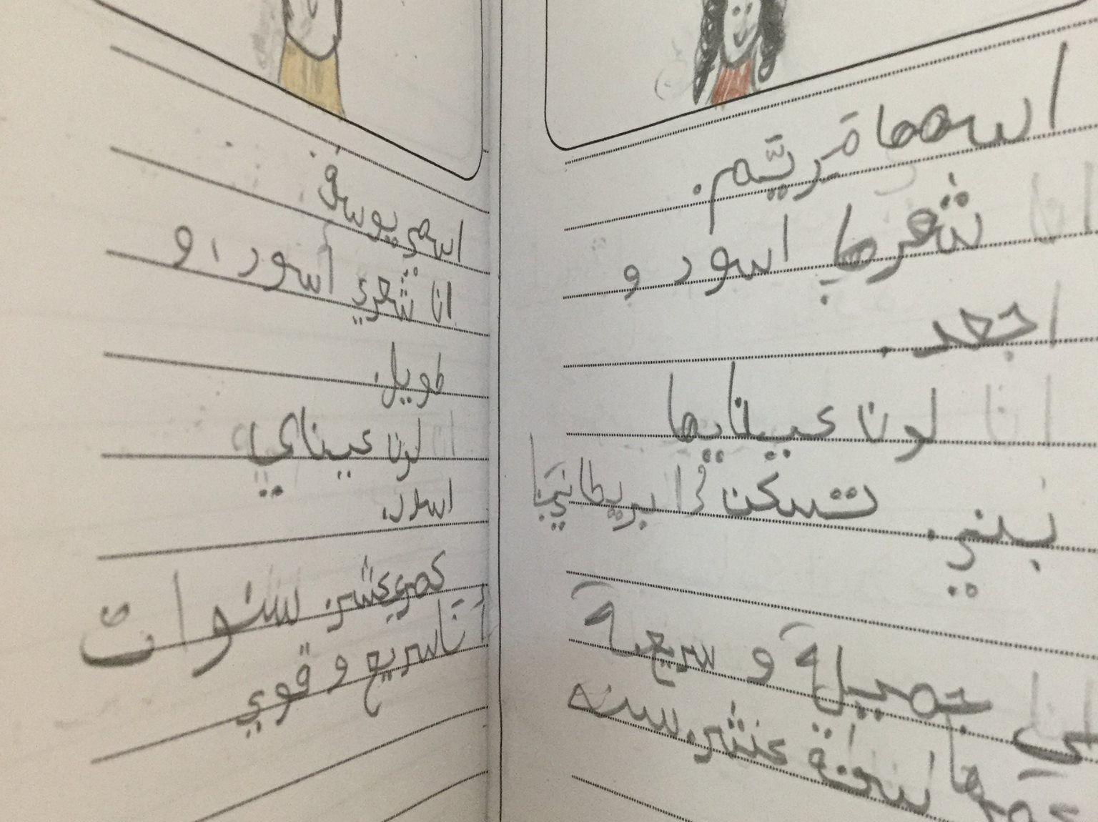 Arabic Worksheets Primary Language Teaching Resources Tes