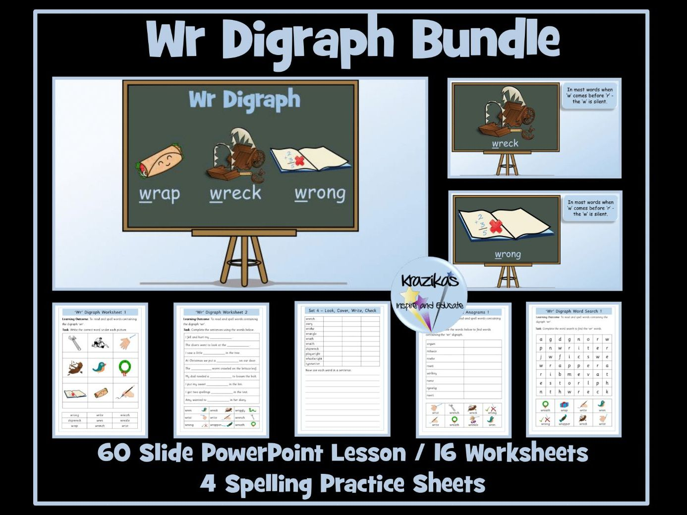 Wr Digraph