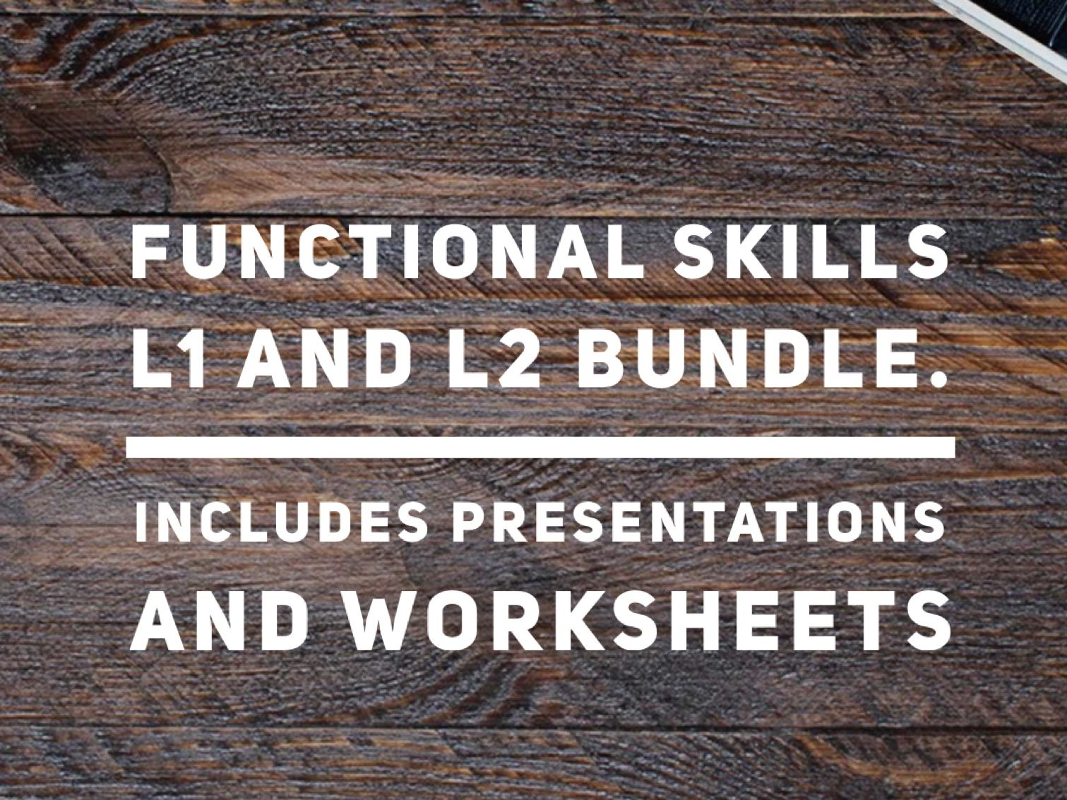 Ict Functional Skills Bundle L1 And L2 By Khedges123