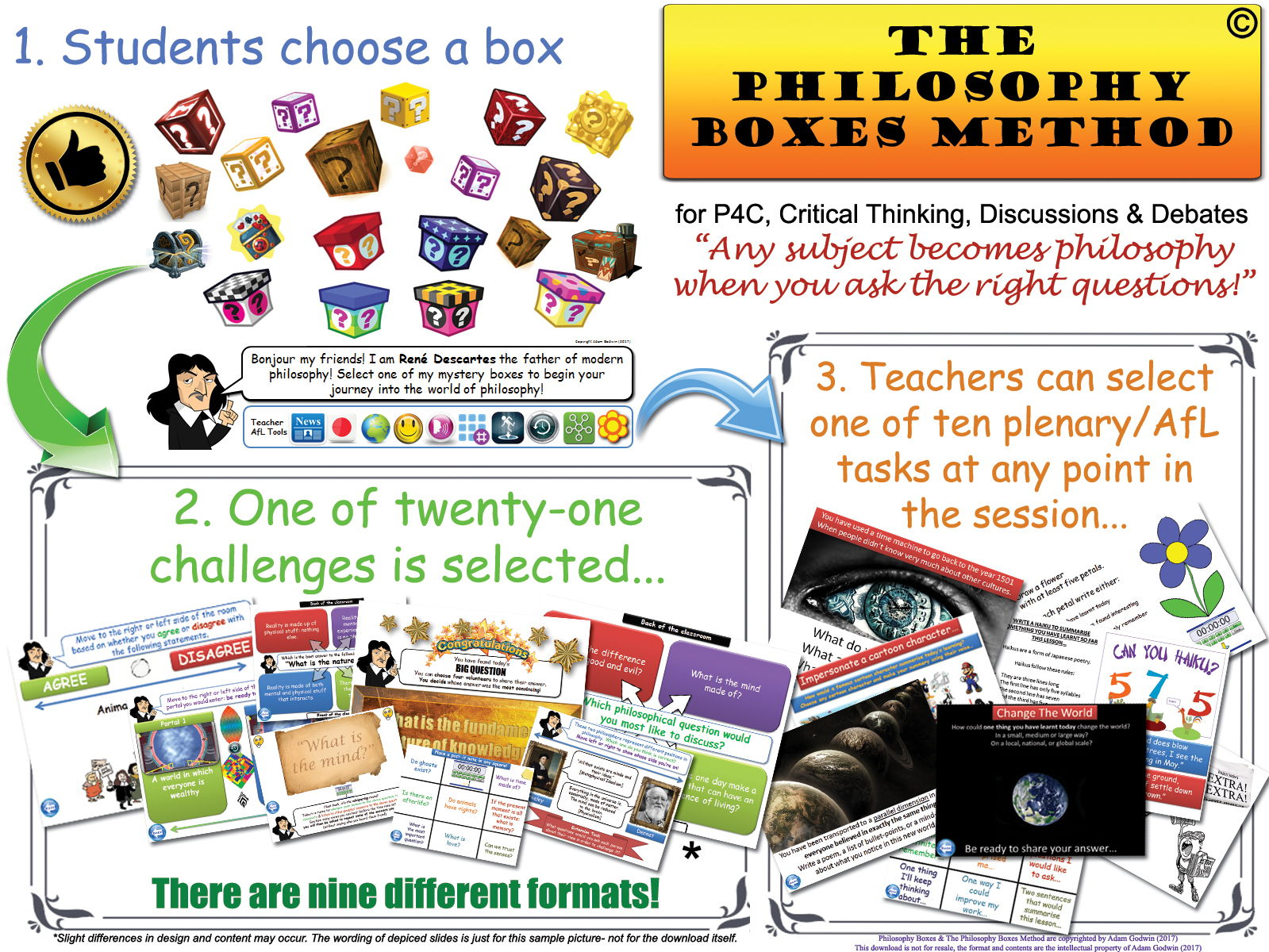 Whole School Teaching Resources