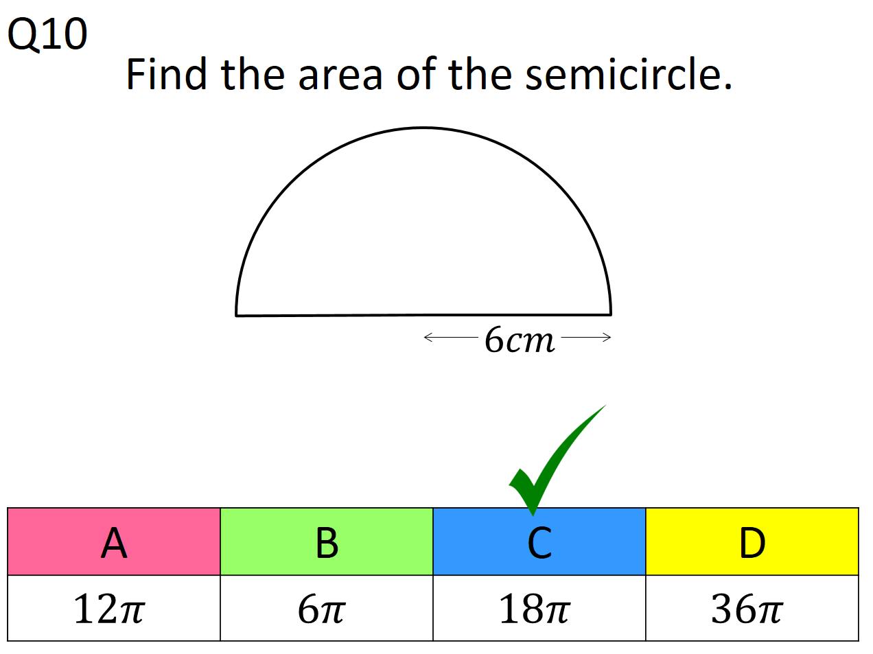Perimeter Area And Volume Worksheets