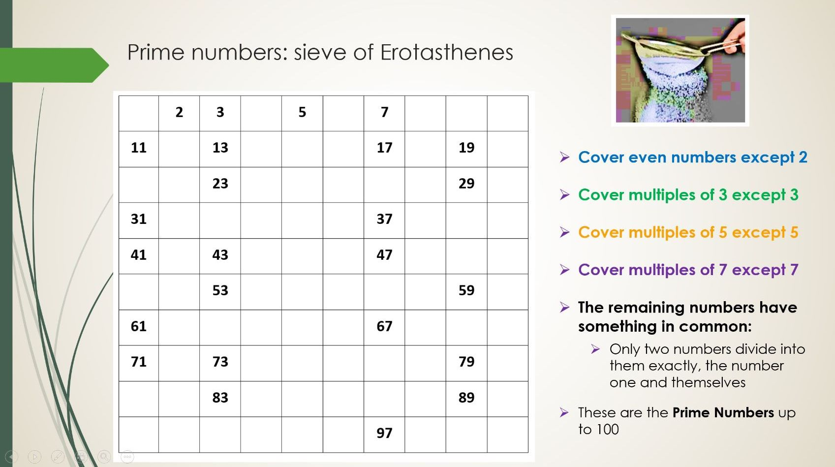 Gcse Maths Number Sequences Bundle