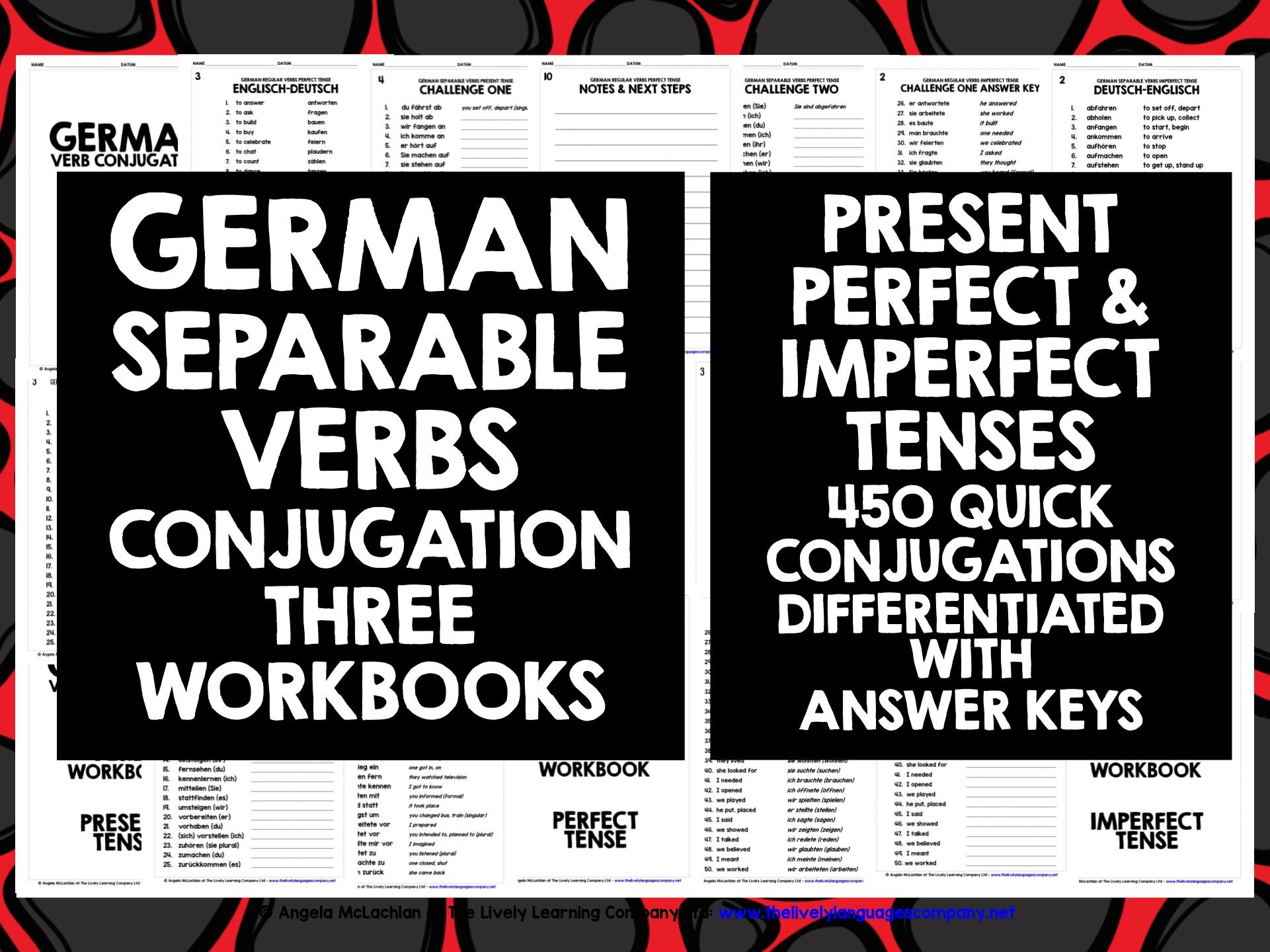 German Worksheets Ks3 Ks4 Gcse Language Teaching