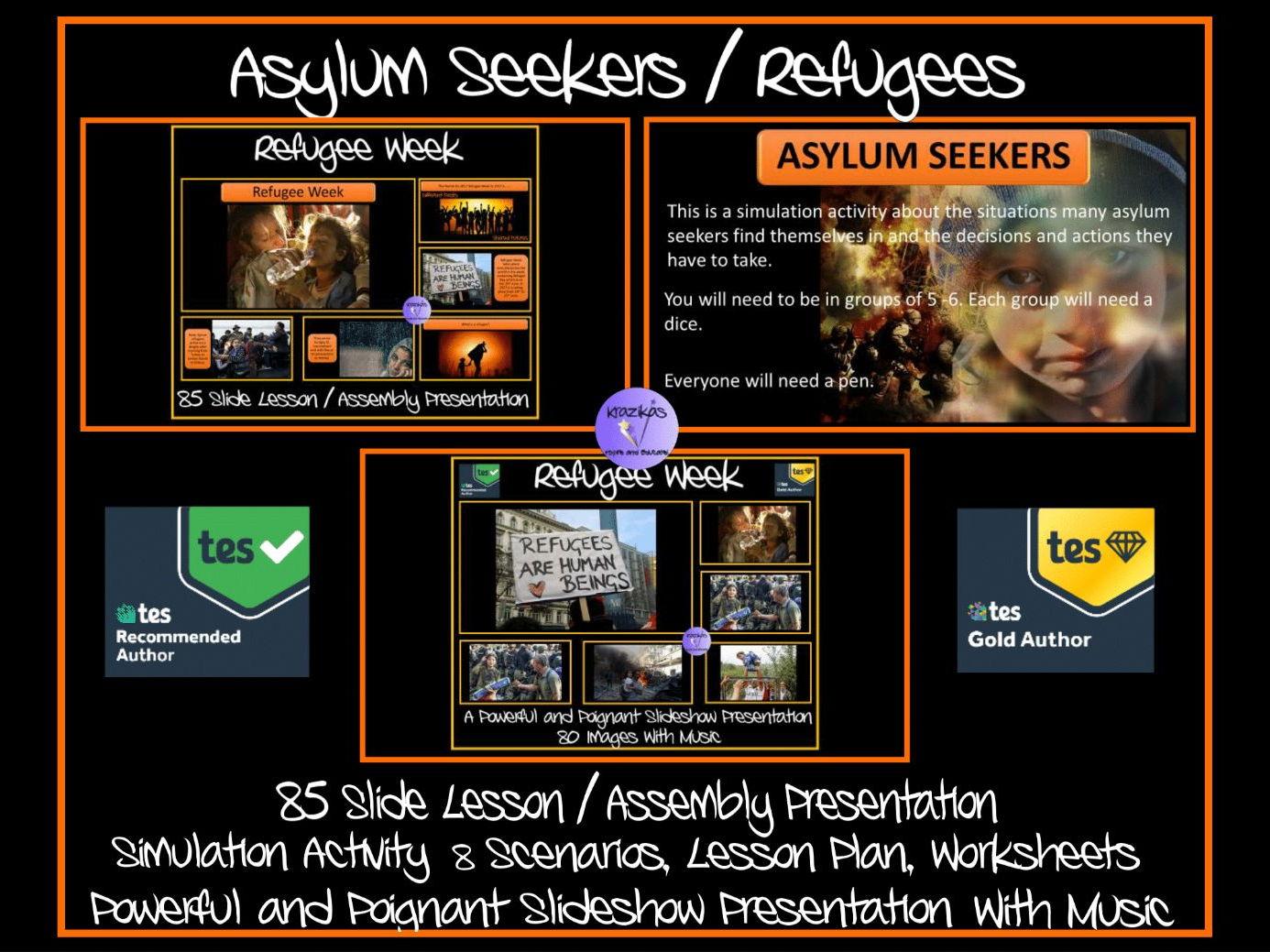Refugee Week Day Bundle
