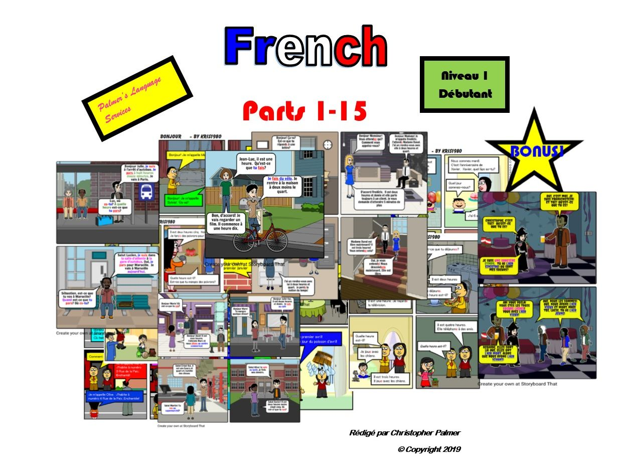 Secondary French Resources Music And Books