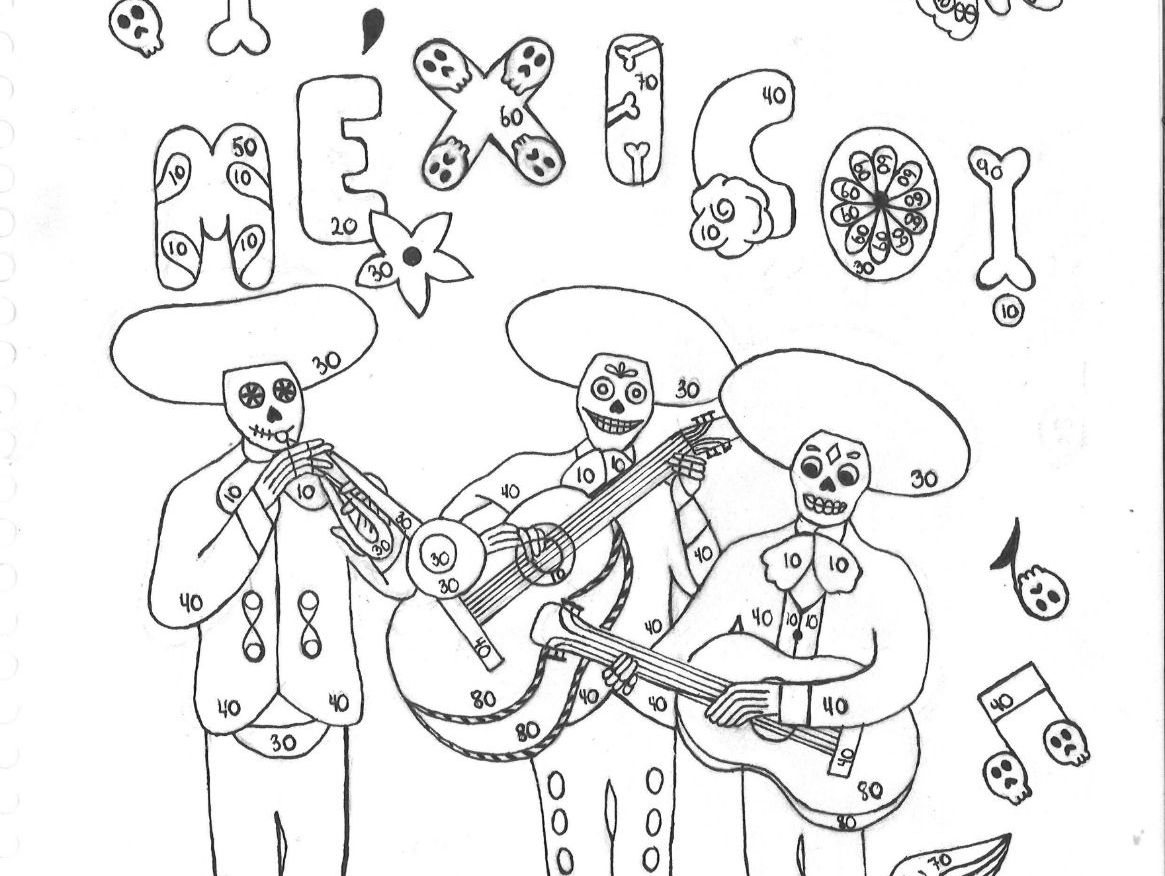 Spanish Bundle Color By Conjugations 16 Fun No Prep
