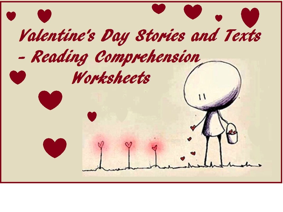 Valentine S Day Bundle X 7 Reading Comprehension Worksheets 69 Off By Mariapht