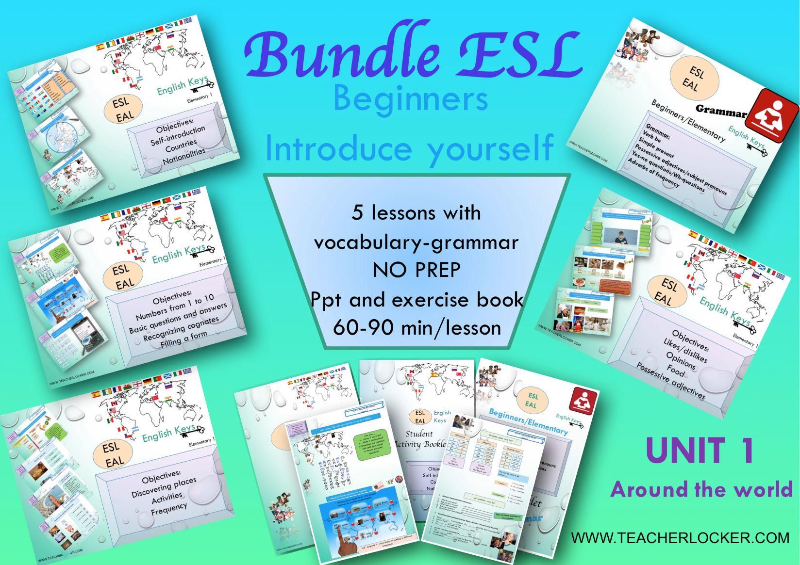 Esl Bundle