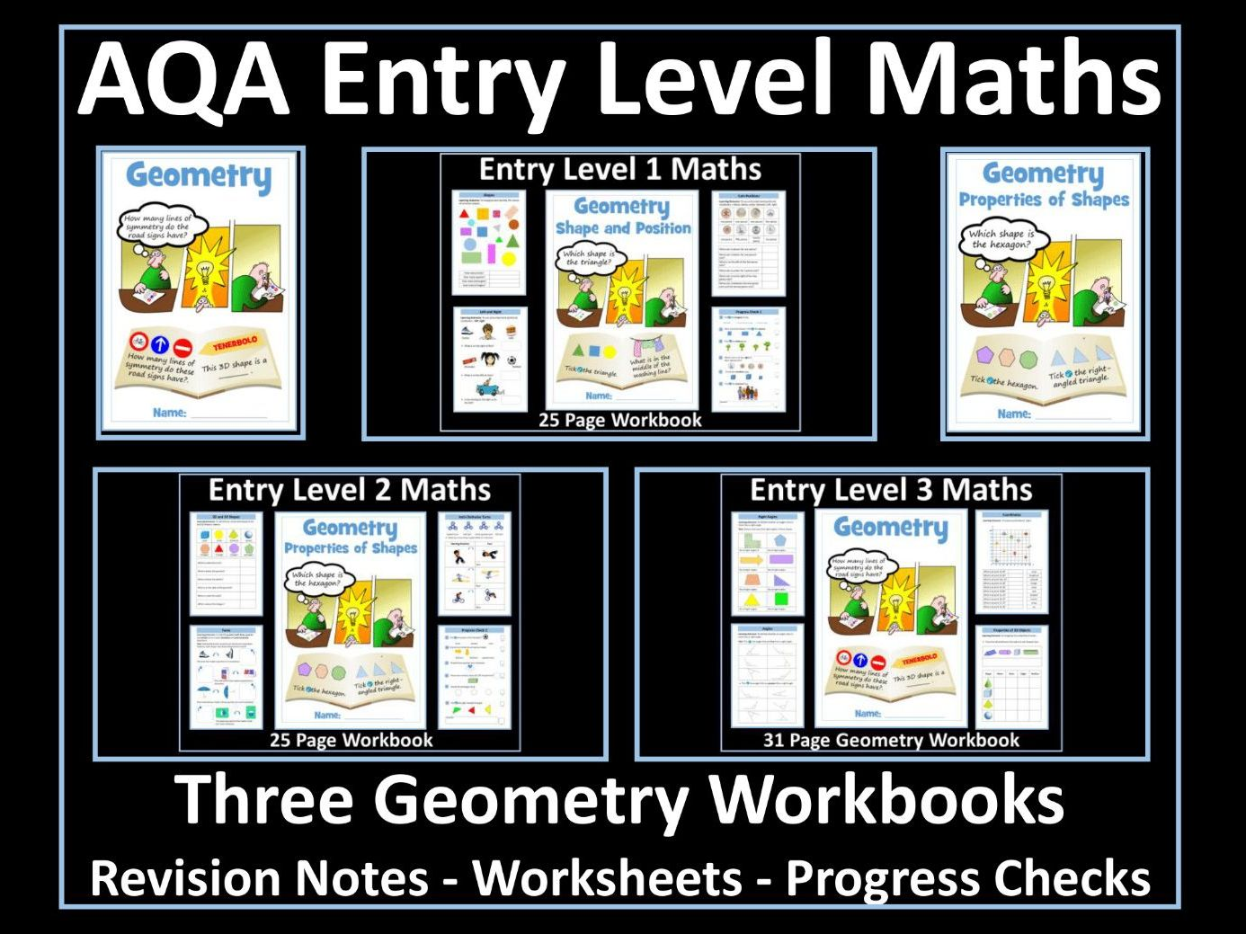 Secondary Geometry And Measures Resources