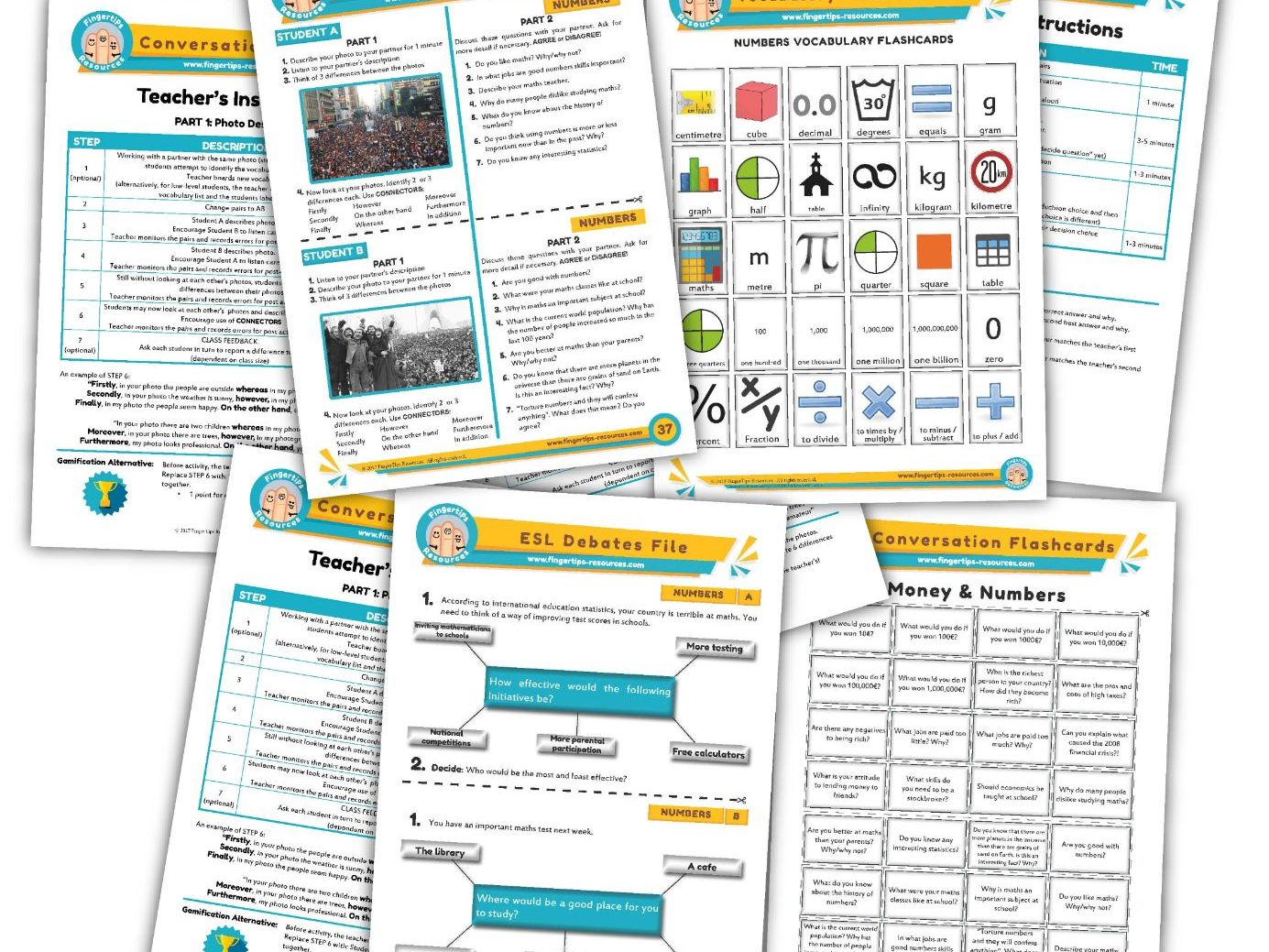 Secondary Maths Resources Number Worksheets For Ks3 Ks4