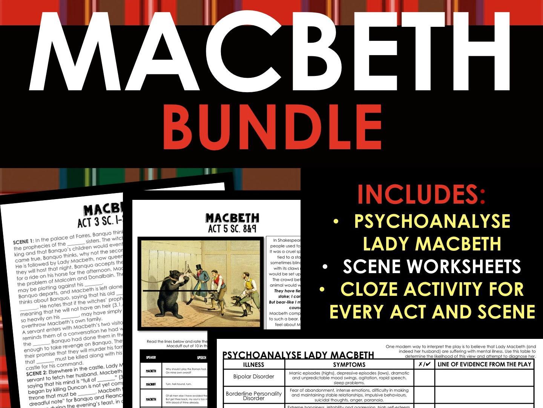 Macbeth Growing Bundle