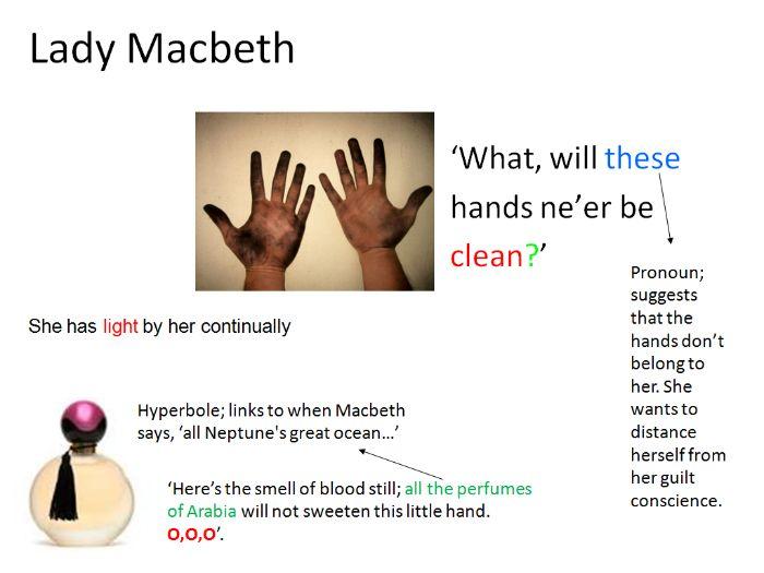 Pictures Describing Macbeth