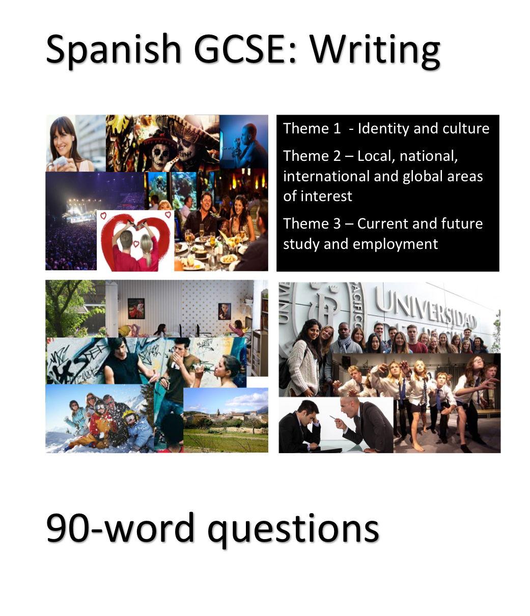 New Spanish Gcse